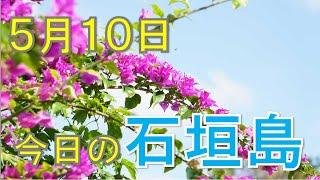 5月10日の石垣島天気