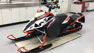 6. Country Cat - 2018 Arctic Cat M 8000 Sno Pro 153 Walk Around