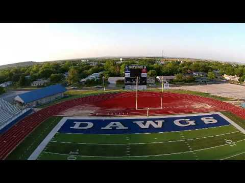 Copperas Cove DAWGS High School Stadium