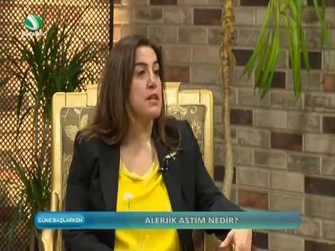 Astım ve Alerji Doç Dr Dane Ediger Bursa TV Güne başlarken 1/4/2016 (видео)