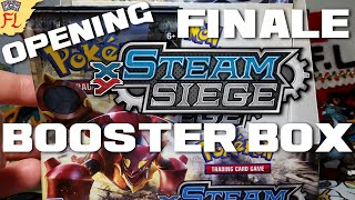 Opening a Pokemon TCG Steam Siege BOOSTER BOX Part 3 - THE EXCITING CONCLUSION! by Flammable Lizard