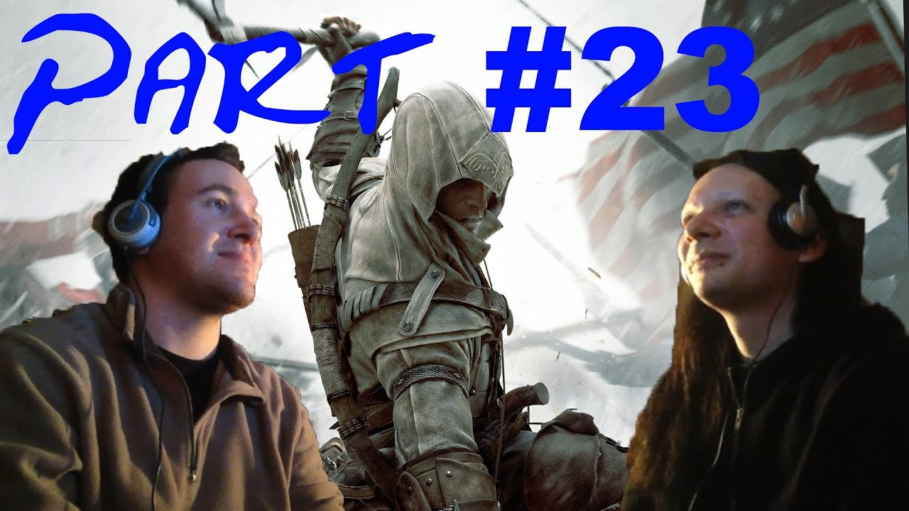 Spiele-Ma-Mo: Assassin's Creed 3 (Part 23) – Das Ende