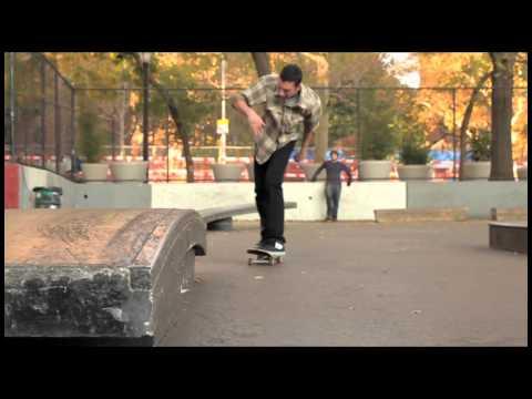 Homies at Manhattan Skatepark