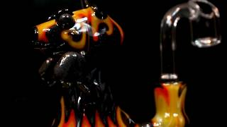 Kangaroo Dab Rig - Collab by Kirill Glass and Mimzy Glass by Pot TV