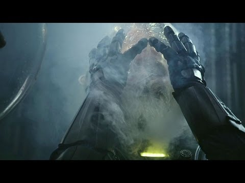 prometheus trailer 2 - http://www.hollywood.com 'Prometheus' Trailer 2 HD Director: Ridley Scott Starring: Noomi Rapace, Michael Fassbender, Guy Pearce, Idris Elba, Logan Marshall-...