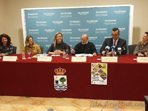 Presentación Campeonato Andaluz de Atletismo a celebrar en Isla Cristina