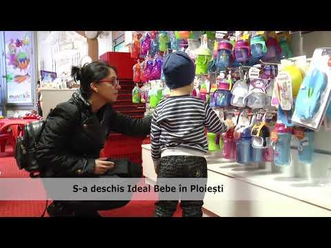 S-a deschis Ideal Bebe în Ploiești