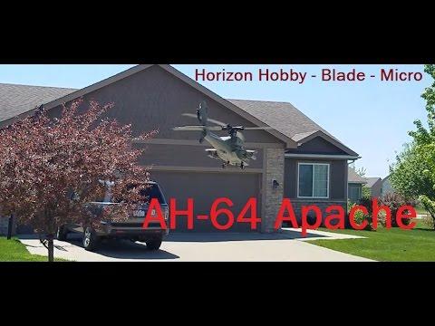 Horizon Hobby - AH-64 Apache -...