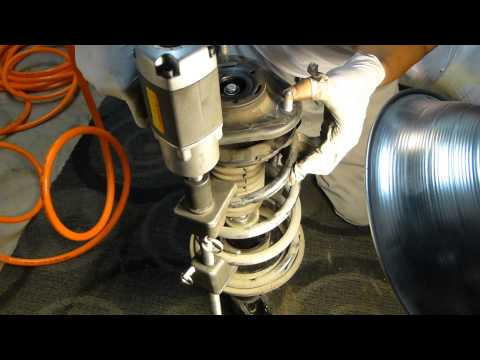 How to Replace Front Struts on a Car – 1080p HD
