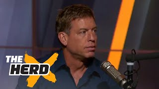 """Video Troy Aikman: 'I will go to my grave saying Tom Brady knew that the balls were deflated"""" 