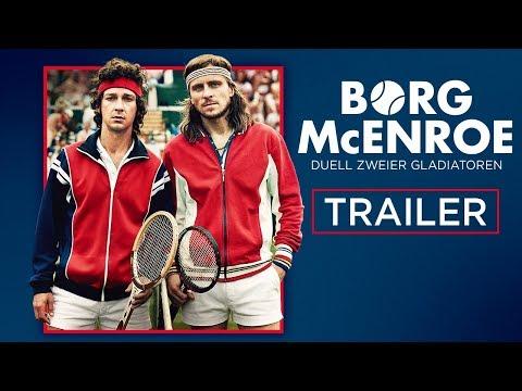 Borg/McEnroe - Trailer 2 (deutsch/ german; FSK 0)