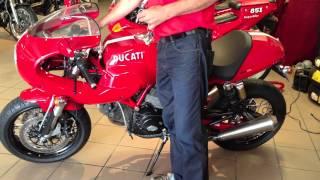 4. Ducati Sport classic 1000 S with full Termignoni exhaust