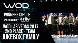 Nonton Jukebox Family   2nd Place Team   Winners Circle   World Of Dance Las Vegas 2017    Wodlv17 Film Subtitle Indonesia Streaming Movie Download