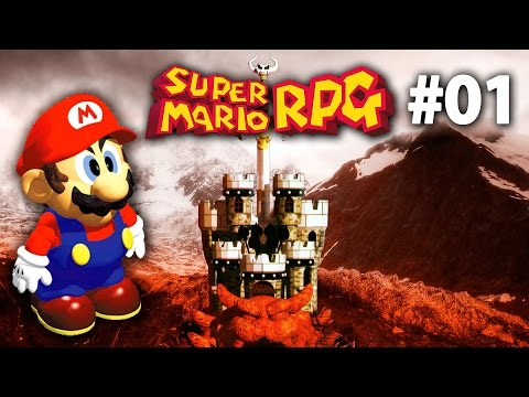 super nintendo super mario rpg legend of the seven stars walkthrough