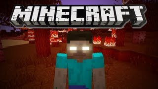 Herobrine Plays Minecraft 2 (ItsJerryAndHarry)