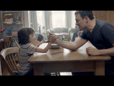 New Weetabix Protein Ad - Arm Wrestle