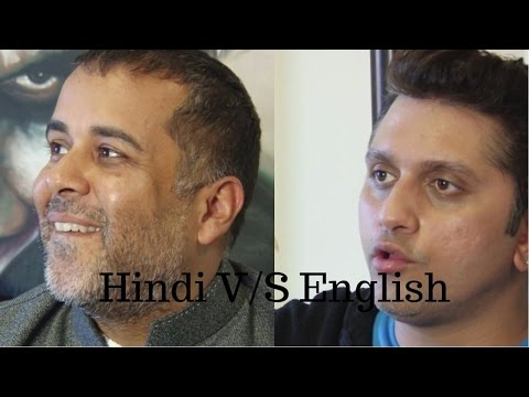 Mohit Suri & Chetan Bhagat Give Opinion On Hindi And English Language