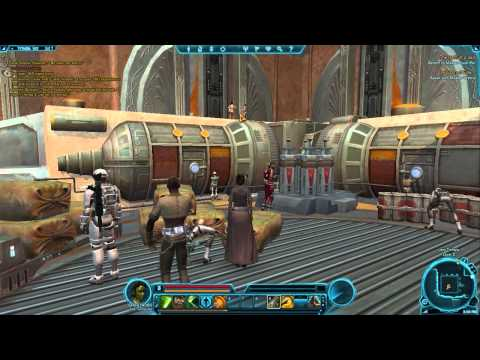 Star Wars: The Old Republic – Walkthrough Part 5 – (PC Gameplay / Commentary)