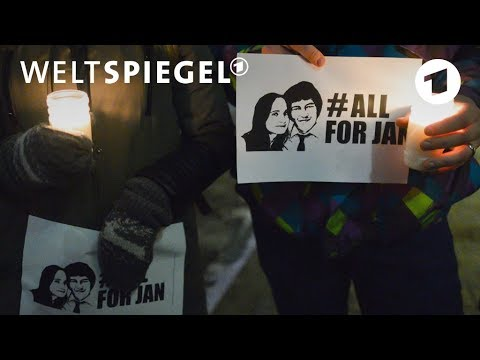 Slowakei: Der Fall Ján Kuciak | Weltspiegel