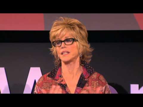 TEDxWomen — Jane Fonda