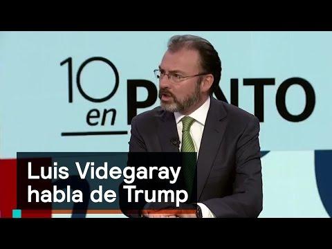 Luis Videgaray - Entrevista Denise Maerker (Noticieros Televisa)