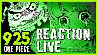 Download Video DE TROP GROSSES RÉVÉLATIONS, J'ÉTAIS PAS PRÊT! - Réaction live chapitre one piece 925 MP3 3GP MP4