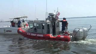 Portsmouth (VA) United States  city pictures gallery : Coast Guard Conducts Training Near Portsmouth VA
