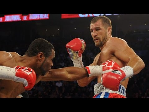 boxe: sergey kovalev vs jean pascal - highlights