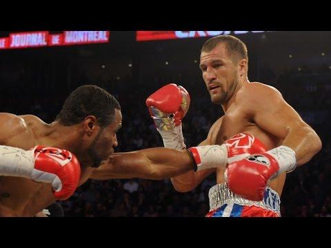 boxe: sergey kovalev vs jean pascal - highlights