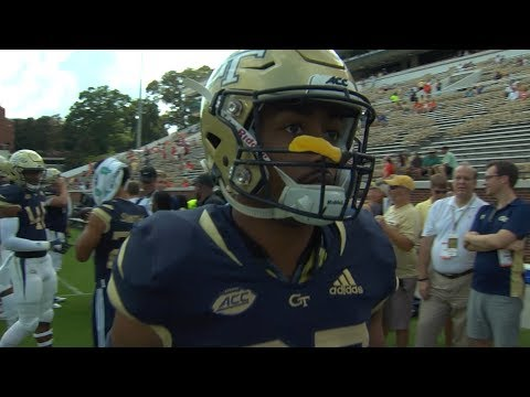 Malik Rivera, Georgia Tech Safety