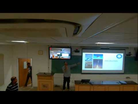 Continuum Mechanics Elevator Pitches - May 2017 - IIT Mandi course IC242