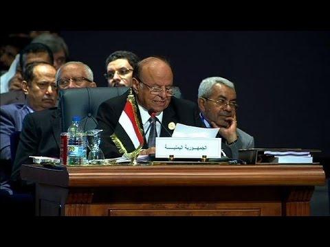 Yemen's Hadi calls for intervention to go on