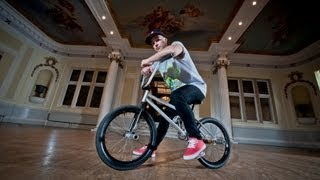 Keelan Phillips - Bicycle Ballet [Flatland BMX]