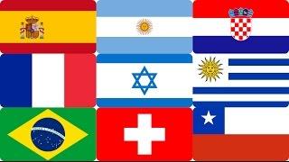 Video LAS SELECCIONES CON MAS TITULOS EN EL MUNDO |TOP 10|  2017 Seleccion Absoluta MP3, 3GP, MP4, WEBM, AVI, FLV Agustus 2018