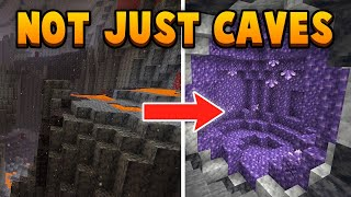 The Cave Update Is Changing More Than Just Caves