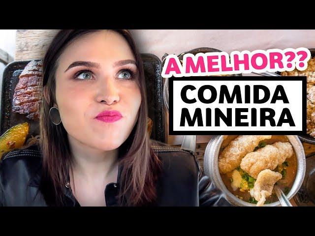 A MELHOR comida mineira de Minas?? XAPURI #CHEGOUACHATA | Lu Ferreira - Chata de Galocha