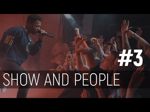 Show and People – Жак-Энтони