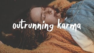 Alec Benjamin - Outrunning Karma (Lyric Video)