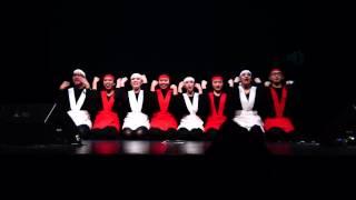 Download Video SAMAN Dance (Indonesian) @ HULT International Business School San Francisco MP3 3GP MP4