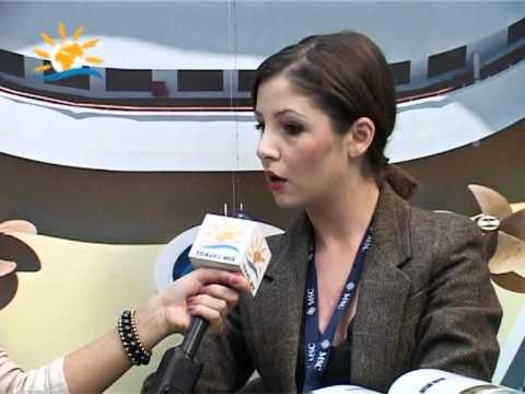 Interviu Andreea Zala – MSC, Târg Holiday Market, 17-21 martie, Bucureşti – VIDEO