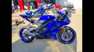 2. 2018 Yamaha YZF R6: Demo Ride and Vlog
