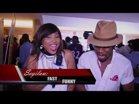 SEYI LAW FAST AND FUNNY  2016 FULL SHOW