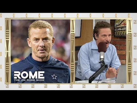 Video: Jerry Jones is sticking with his guy | Jim Rome Show