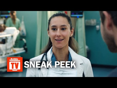 The Resident S03 E01 Sneak Peek | 'Conrad Welcomes The New Intern' | Rotten Tomatoes TV