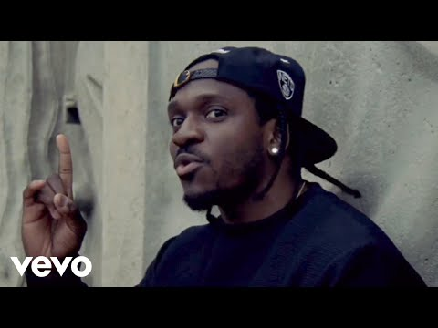 Pusha T - 'Numbers On The Boards'