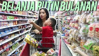 Video BELANJA BULANAN NAGITA #RANSVLOG MP3, 3GP, MP4, WEBM, AVI, FLV Mei 2019