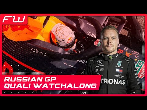 Russian Grand Prix: Qualifying Watchalong