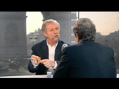 """José Bové appelle à"""" boycotter les M M's"""""""