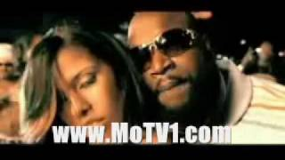 Rick Ross - Hustlin ( Music Video )