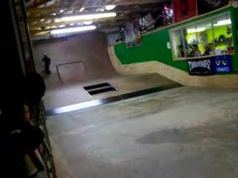 Temple skate park, Dylan